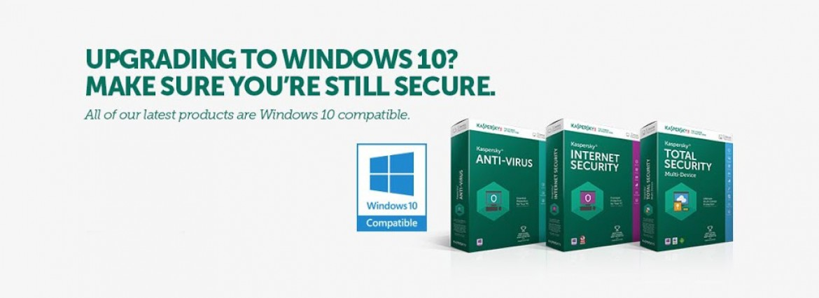 Kaspersky for Windows 10